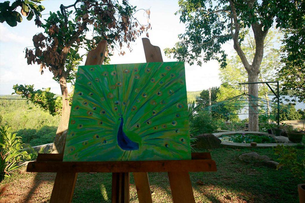 Sea-Heart-House-Koggala-painting