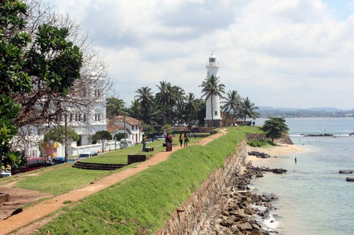 Visiting the Galle Dutch Fort