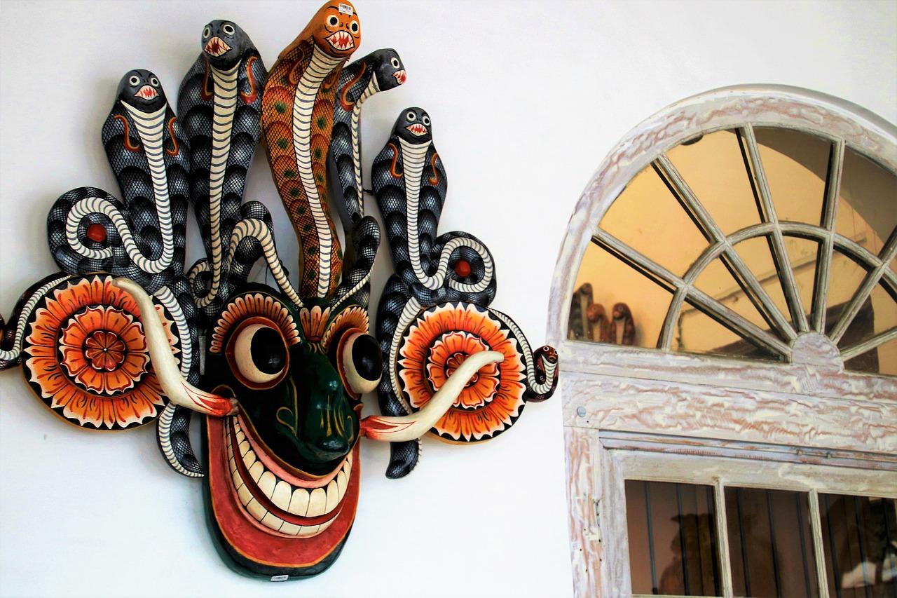 Sri Lanka's Artistic Traditions